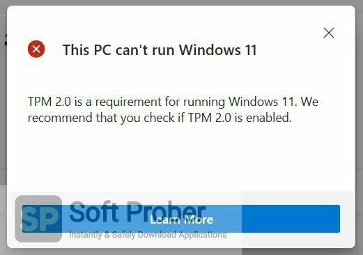 WhyNotWin11 2021 Offline Installer Download-Softprober.com