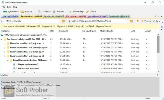 WinDataReflector 2021 Offline Installer Download-Softprober.com