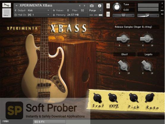 XPERIMENTA XBass 2 Direct Link Download-Softprober.com