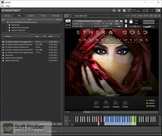 Zero G ETHERA Gold Sahara Voices (KONTAKT) Direct Link Download-Softprober.com