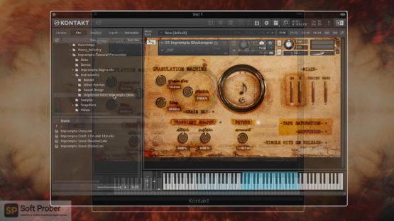 Zero G Impromptu Textural Percussions (KONTAKT) Direct Link Download-Softprober.com