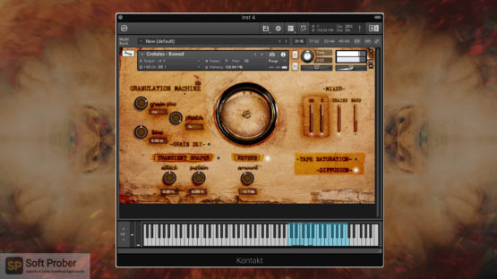Zero G Impromptu Textural Percussions (KONTAKT) Latest Version Download-Softprober.com