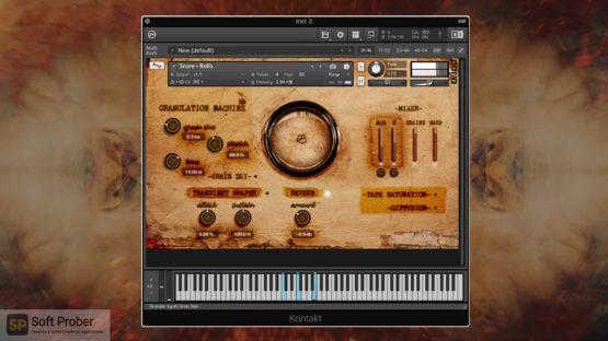 Zero G Impromptu Textural Percussions (KONTAKT) Offline Installer Download-Softprober.com