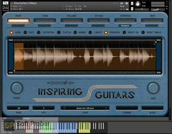 Zero G Inspiring Guitars Direct Link Download-Softprober.com