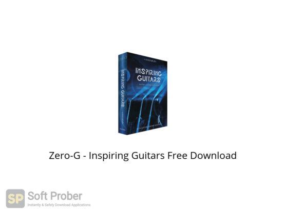 Zero G Inspiring Guitars Free Download-Softprober.com
