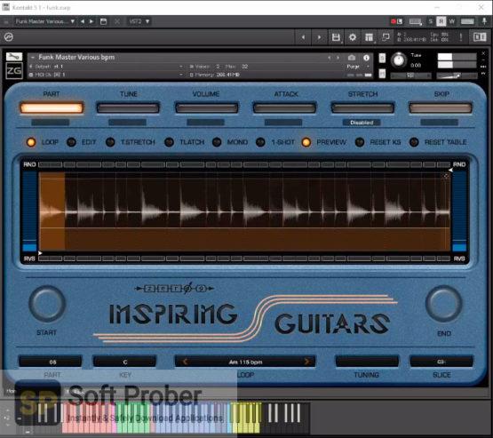 Zero G Inspiring Guitars Latest Version Download-Softprober.com
