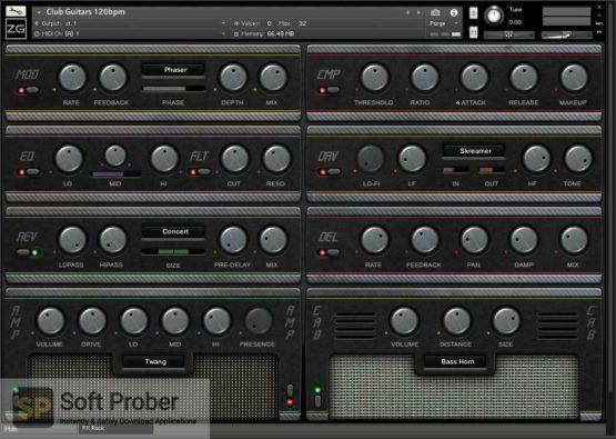 Zero G Inspiring Guitars Offline Installer Download-Softprober.com