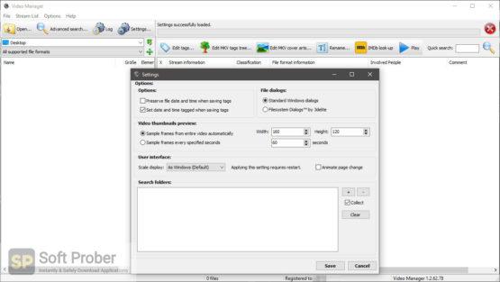 3delite Video Manager 2021 Offline Installer Download-Softprober.com