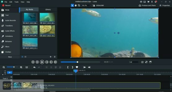 ACDSee Luxea Video Editor 2021 Direct Link Download-Softprober.com