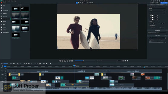 ACDSee Luxea Video Editor 2021 Latest Version Download-Softprober.com