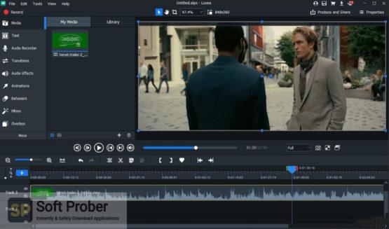 ACDSee Luxea Video Editor 2021 Offline Installer Download-Softprober.com