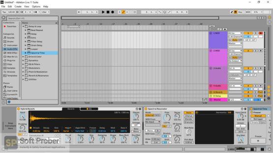 Ableton Live Suite 11 Latest Version Download-Softprober.com