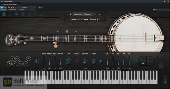 Ample Sound Ample Ethno Banjo Direct Link Download-Softprober.com
