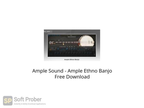 Ample Sound Ample Ethno Banjo Free Download-Softprober.com