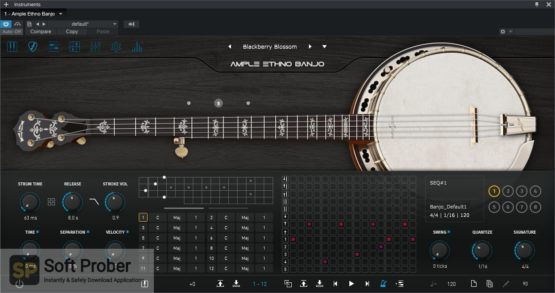 Ample Sound Ample Ethno Banjo Offline Installer Download-Softprober.com