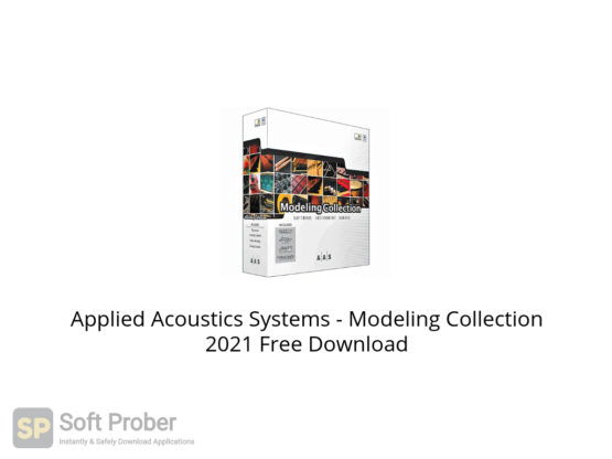 Applied Acoustics Systems Modeling Collection 2021 Free Download-Softprober.com