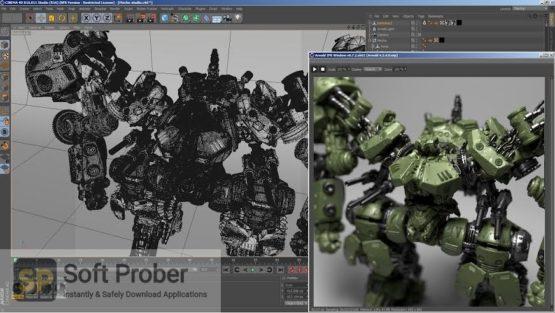 Arnold for Cinema 4D 2021 Direct Link Download-Softprober.com