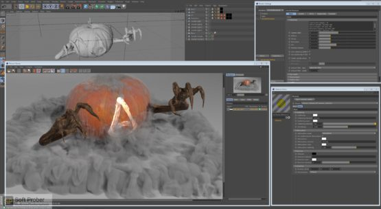 Arnold for Cinema 4D 2021 Latest Version Download-Softprober.com