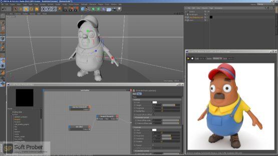 Arnold for Cinema 4D 2021 Offline Installer Download-Softprober.com