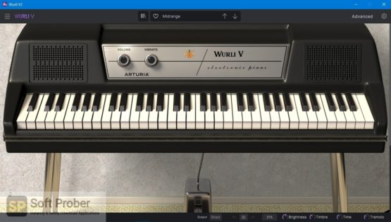 Arturia Keyboards & Piano Collection 2021 Latest Version Download-Softprober.com