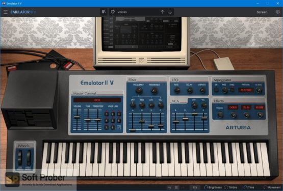 Arturia Synth V Collection 2021 Offline Installer Download-Softprober.com