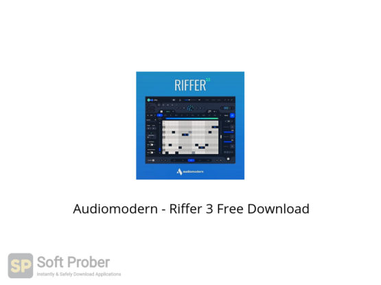 Audiomodern Riffer 3 Free Download-Softprober.com
