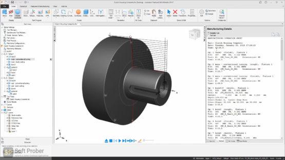 Autodesk FeatureCAM Ultimate 2019 Latest Version Download-Softprober.com