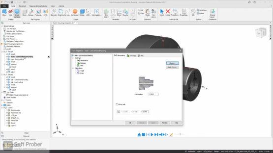 Autodesk FeatureCAM Ultimate 2019 Offline Installer Download-Softprober.com