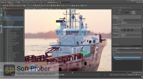 Autodesk Maya 2022 Direct Link Download-Softprober.com