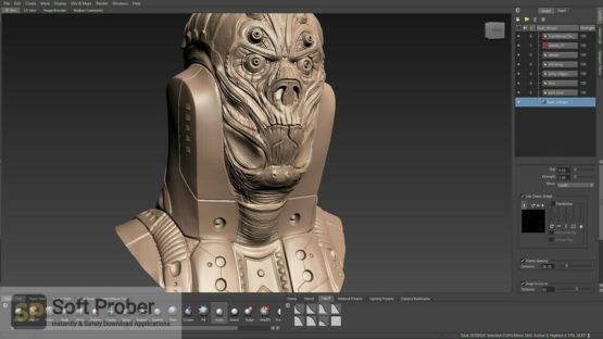 Autodesk Mudbox 2022 Offline Installer Download-Softprober.com