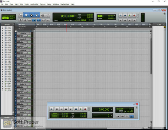 Avid Pro Tools HD 2021 Direct Link Download-Softprober.com