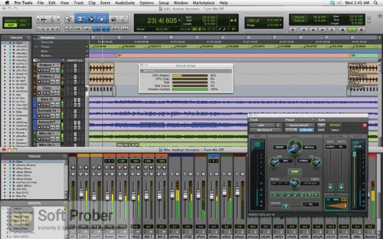 Avid Pro Tools HD 2021 Offline Installer Download-Softprober.com