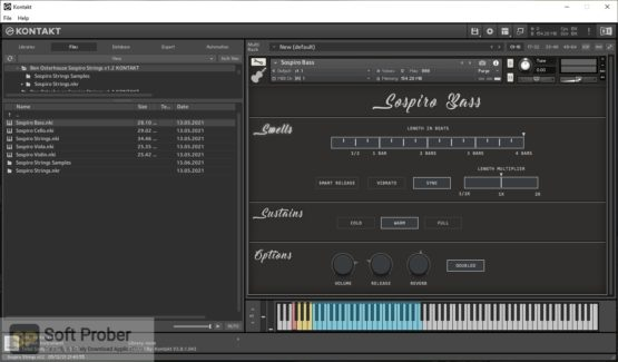 Ben Osterhouse Sospiro String Latest Version Download-Softprober.com