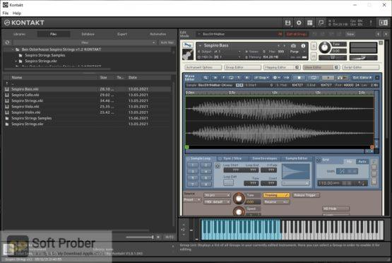 Ben Osterhouse Sospiro String Offline Installer Download-Softprober.com