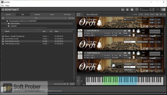 Cinesamples CineOrch 2021 Direct Link Download-Softprober.com