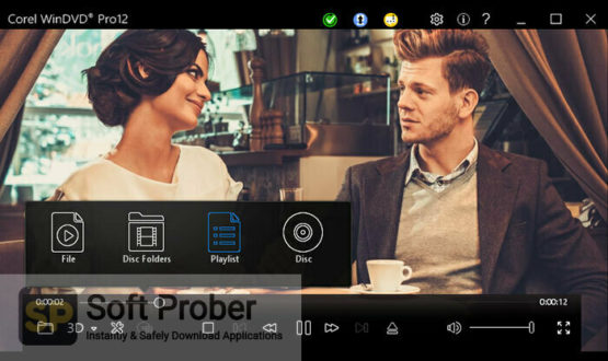 Corel WinDVD Pro 2021 Latest Version Download-Softprober.com