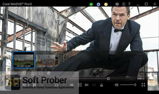 Corel WinDVD Pro 2021 Offline Installer Download-Softprober.com