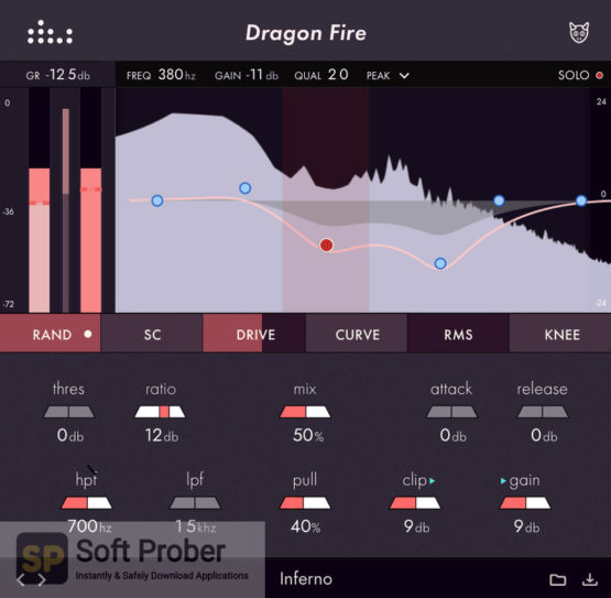 Denise Audio Dragon Fire Direct Link Download-Softprober.com