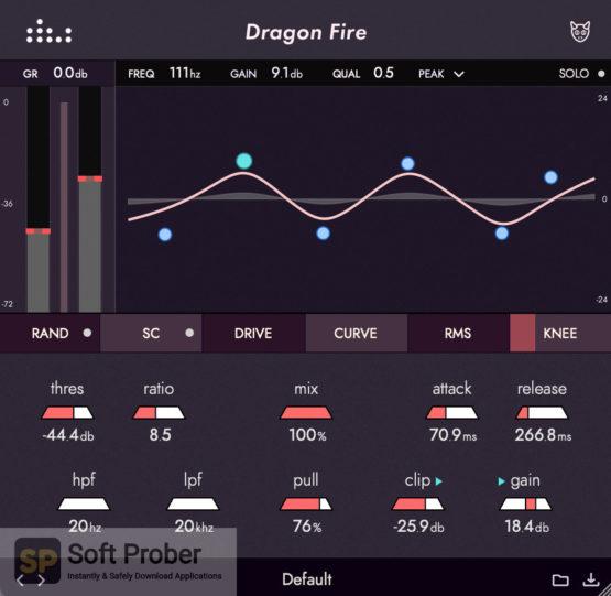 Denise Audio Dragon Fire Offline Installer Download-Softprober.com