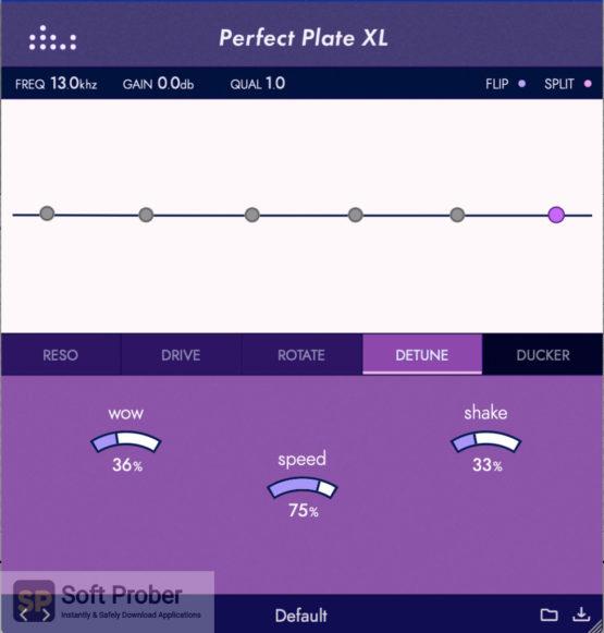 Denise Audio Perfect Plate XL Offline Installer Download-Softprober.com