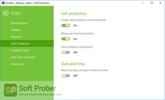 Dr.Web Security Space 2021 Offline Installer Download-Softprober.com