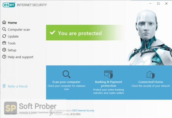 ESET NOD32 Internet Security Direct Link Download-Softprober.com