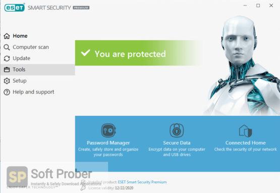 ESET NOD32 Smart Security 2021 Direct Link Download-Softprober.com