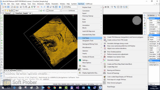 Four Dimension Technologies GeoTools 2021 Offline Installer Download-Softprober.com