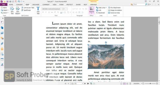 Foxit PDF Editor Pro 2021 Direct Link Download-Softprober.com