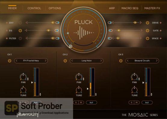 Heavyocity Mosaic Pluck Direct Link Download-Softprober.com