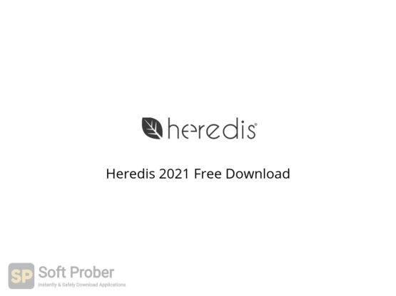 Heredis 2021 Free Download-Softprober.com