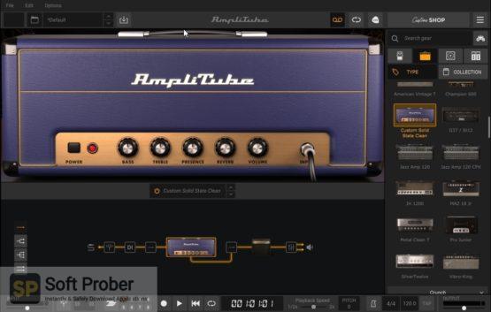 IK Multimedia AmpliTube 5 Direct Link Download-Softprober.com