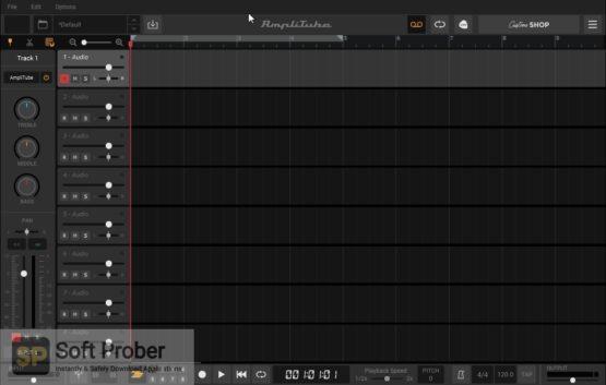 IK Multimedia AmpliTube 5 Latest Version Download-Softprober.com