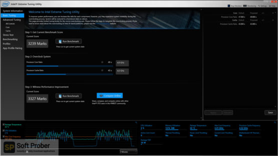 Intel Extreme Tuning Utility 2021 Direct Link Download-Softprober.com